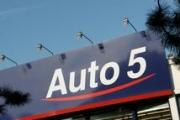 Auto5 bouwt om
