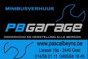 Garage Pascal Beyns plaatst ECO-lampen